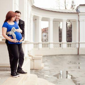 Vali si Onisor ~ sesiune foto de maternitate