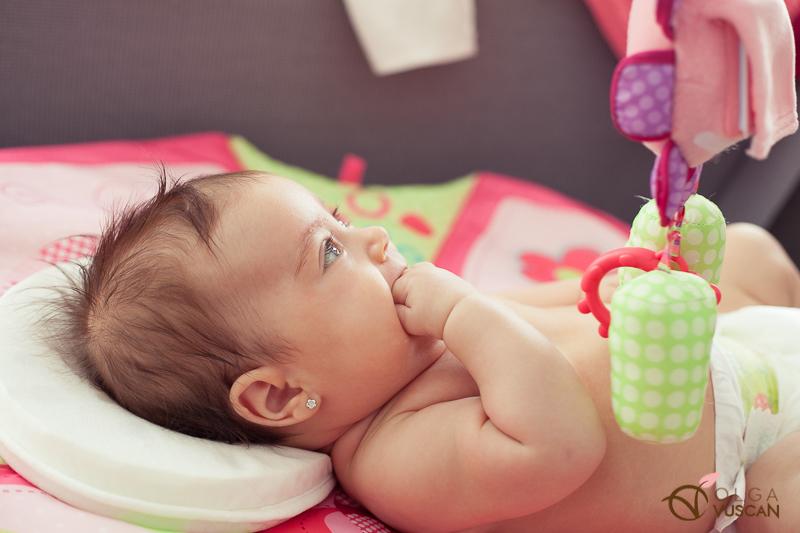 Sofia 3 luni ~ fotografie de copii