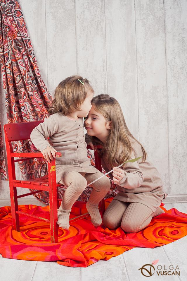 sedinta foto de copii in studio_Olga Vuscan