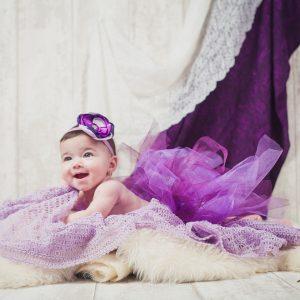Arianna ~ sedinta foto la 5 luni