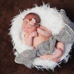 Alexia la 6 zile ~ sedinta foto de nou-nascut