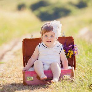 Hanna ~ sedinta foto la 1 an