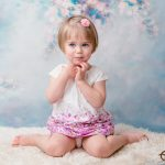 Sofia ~ sedinta foto la 2 ani in studio {Cluj}