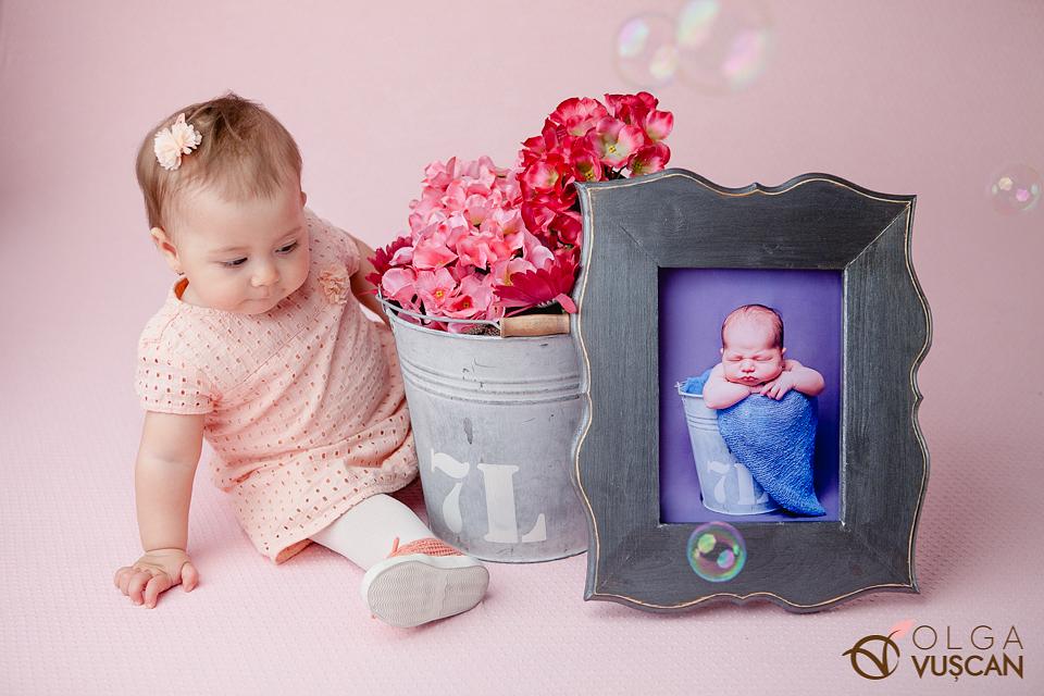 sedinta foto la 1 an studio Cluj_fotograf copii Olga Vuscan