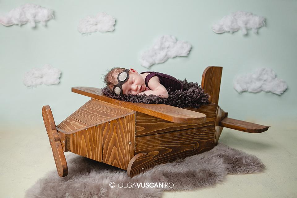 sedinta foto nou-nascut studio_fotograf Olga Vuscan