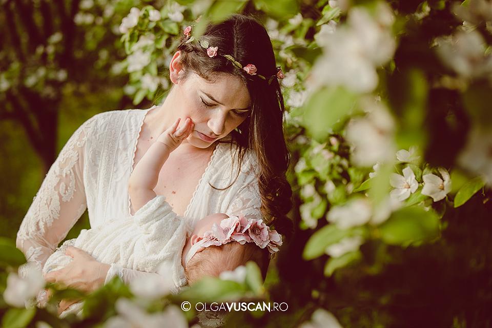 sedinta foto de familie afara_fotograf copii Olga Vuscan