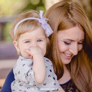 Emma ~ sesiune foto la 1 an