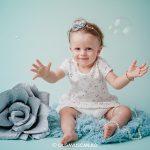 Emma ~ sedinta foto la 1 an in studio {Cluj}