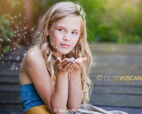 Alicia in Wonderland ~ sedinta foto copii {Cluj}