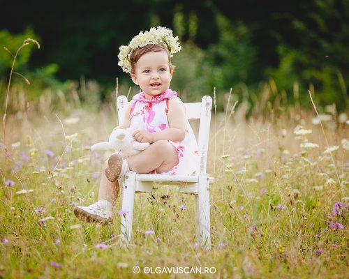 Maya ~ sesiune foto de copii si familie in natura {Cluj}