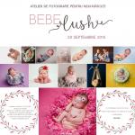 Workshop de fotografie pentru nou-nascuti