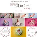 Atelierul foto pentru nou-nascuti, editia a 2-a, la Arad