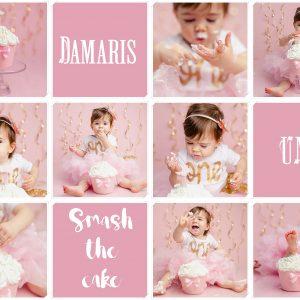 Damaris ~ sedinta foto la 1 an {Cluj}