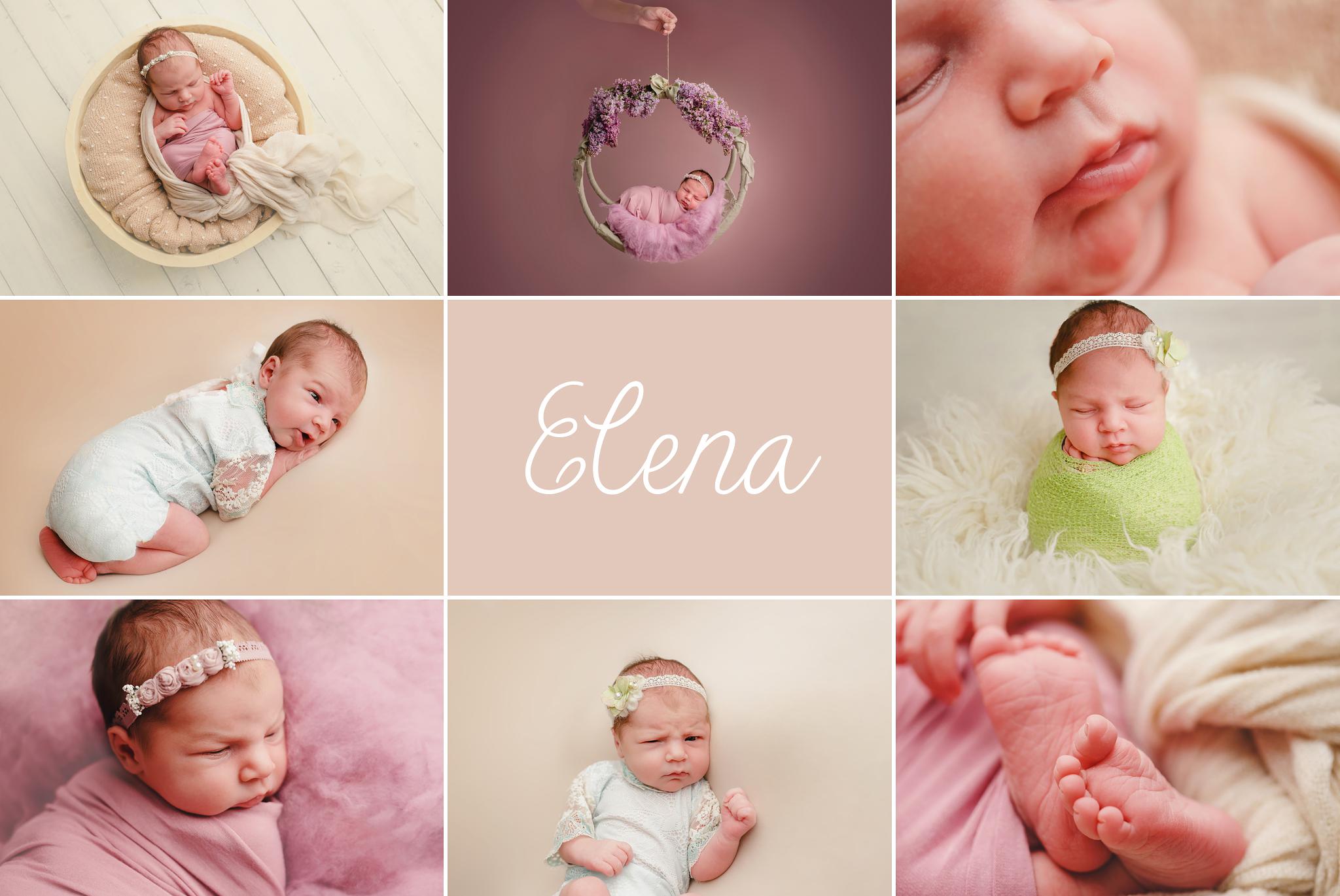 mainile reci la nou nascuti