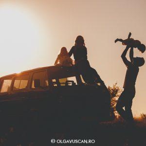 Fun in the sun ~ sesiune foto de familie in natura {Cluj}
