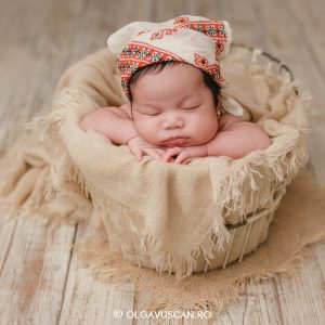 Shakayla ~ newborn photo session {Cluj}