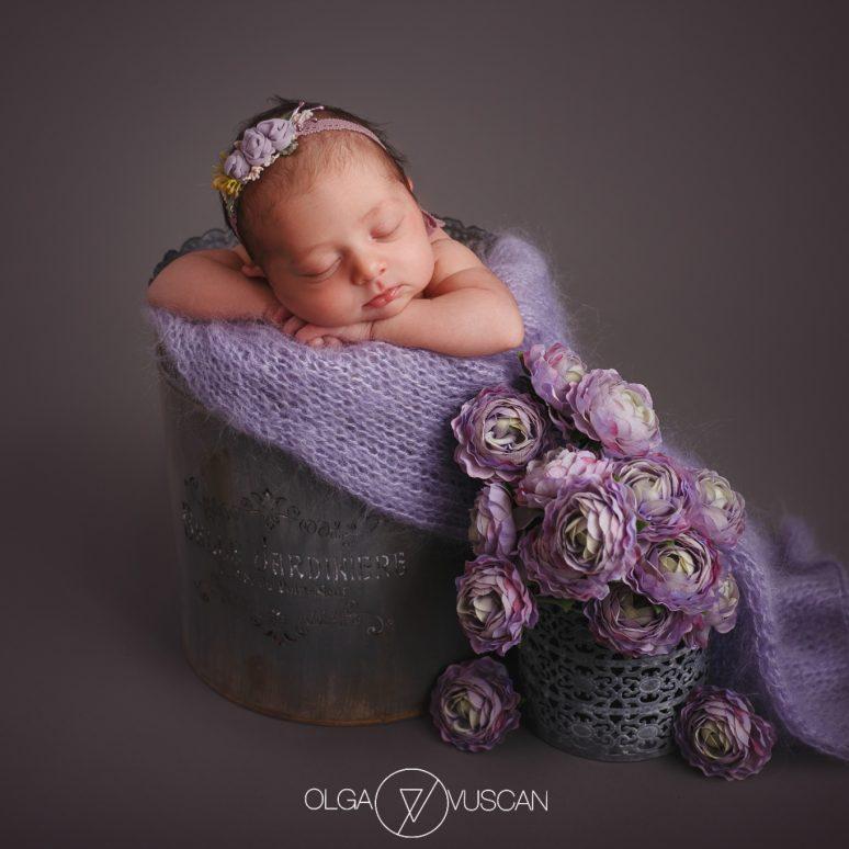 Gloria ~ sedinta foto de nou-nascut {Cluj}