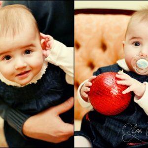 Natalia & Sofia: ajutoarele lui Moş Crăciun {fotografie de copii}
