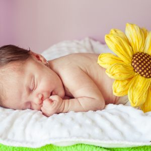 Annalisa ~ 11 zile {fotografie de nou-nascut}