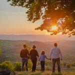 Sedinta foto de familie in natura ~ Familia Catinas