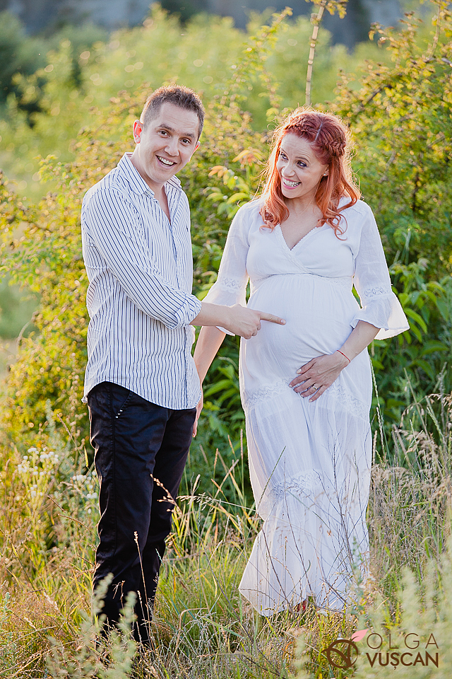 poze de maternitate afara_fotografii de maternitate Cluj Olga Vuscan