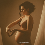 Florentina si Alin ~ sedinta foto de maternitate in studio {Cluj}