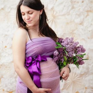 Krisztina ~ sesiune foto de maternitate in studio {Cluj}