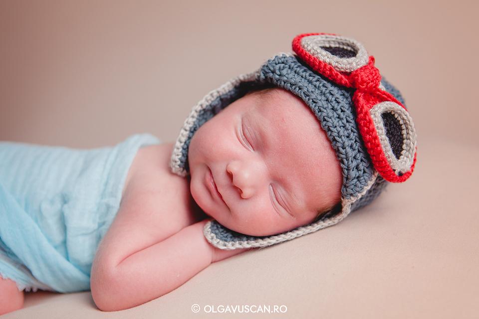 fotografii nou-nscaut_fotograf bebelusi Olga Vuscan