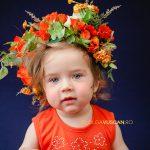 Sofia ~ sedinta foto la 1 an in studio {Cluj}