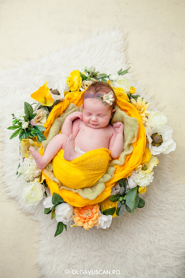 fotografii de bebe_fotograf nou-nascuti Olga Vuscan Cluj