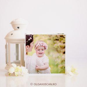 Albumul de hartie ~ album 15×15 cm imprimat pe hartie