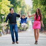 Erik la 4 ani ~ sesiune foto de familie {Cluj}