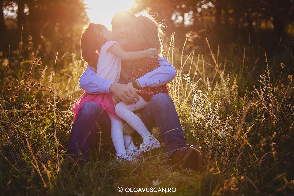 sedinta foto familie in natura, poze la Wonderland, fotograf copii Cluj