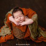 sedinta foto bebe, fotograf nou-nascuti, poze bebe, fotograf bebelusi Olga Vuscan, Cluj