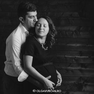 Raluca si Dacian ~ fotografii de maternitate {Cluj}