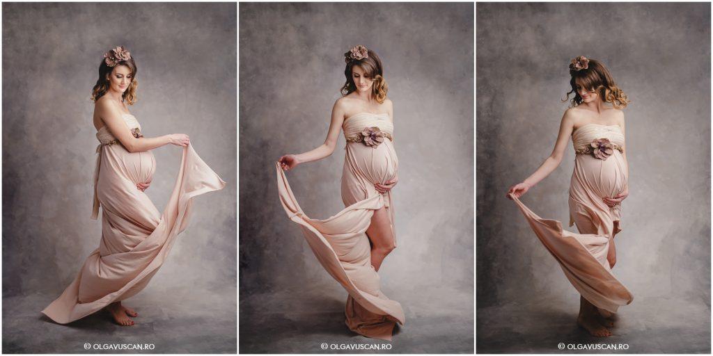 fotograf profesionist maternitate, sedinta foto cu burtica, poze sarcina, fotograf Cluj