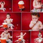 sesiune foto 1 an, sedinta foto aniversara fetita, fotograf copii Cluj, fotograf profesionist copii, portrete copii, smash the cake Cluj