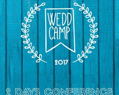 Haide la Conferinta WEDDCAMP! {Mamaia, 20-22 iunie 2017}
