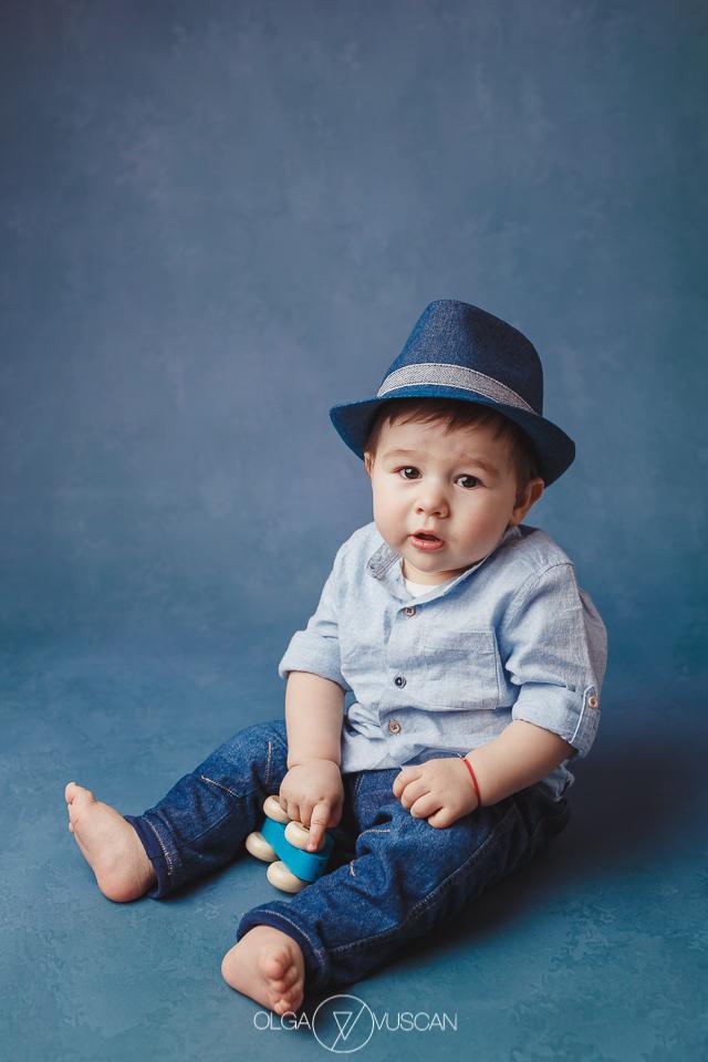 sedinta foto 9 luni, fotograf copii Cluj, poze copii, sesiune foto bebelusi, fotograf profesionist copii