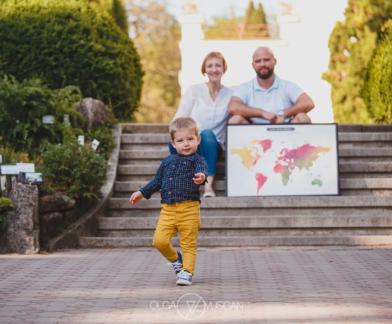 Eric – the happy kid {fotograf copii Cluj}