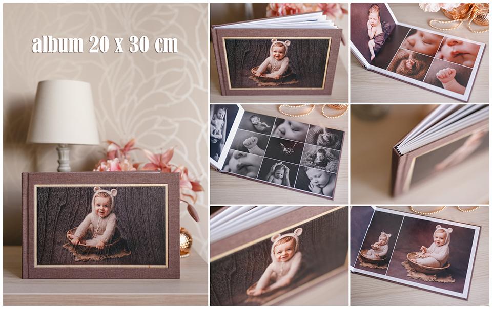 album foto copii Olga Vuscan